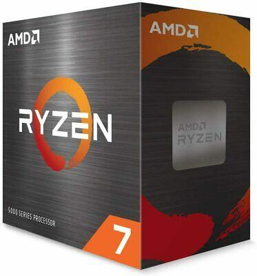 AMD Ryzen 7 5800X Boxed @ Ebay