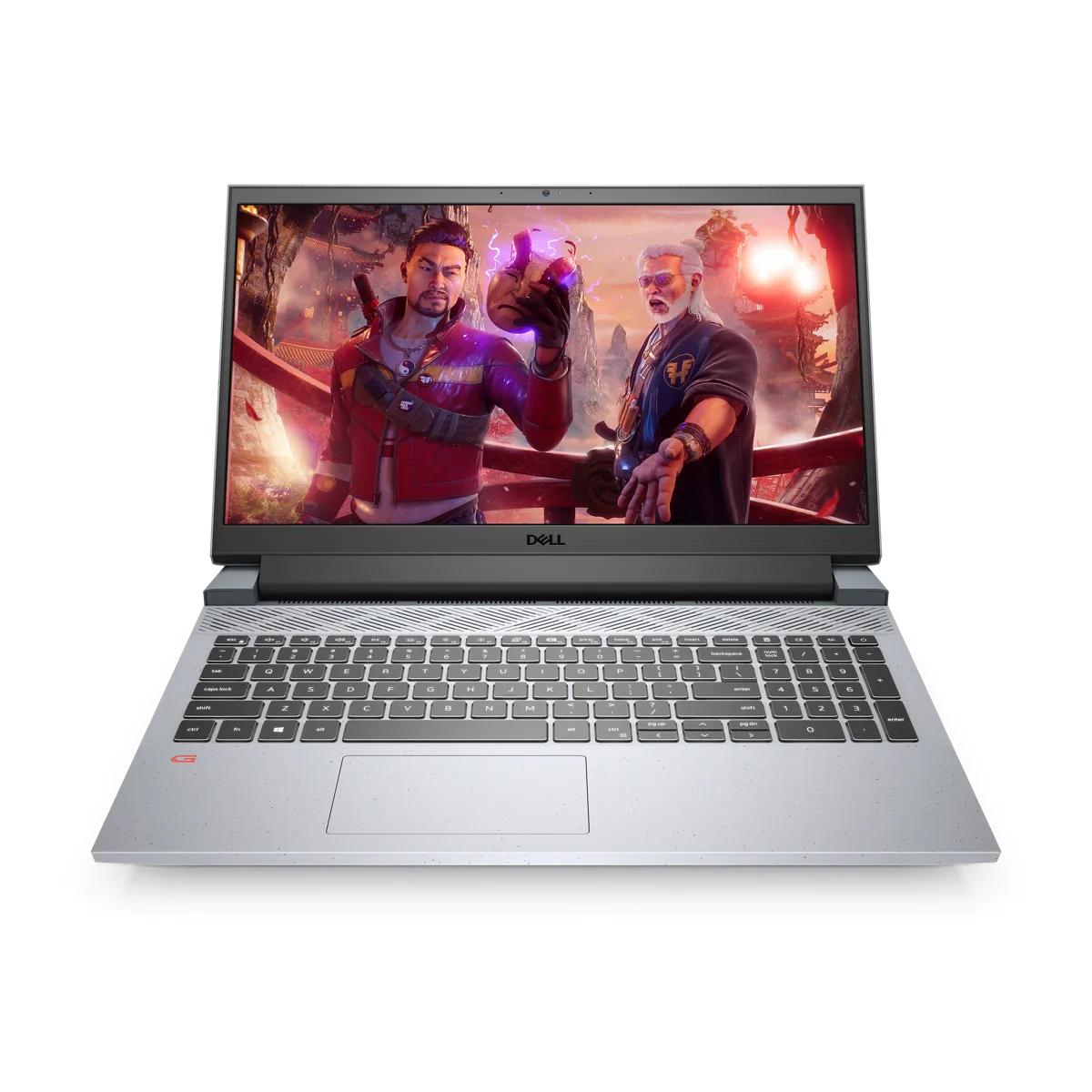 Dell G15 gaming laptop, Ryzen 5800H, 16GB ram, Nvidia RTX 3050 TI 4 GB, 512 GB SDD