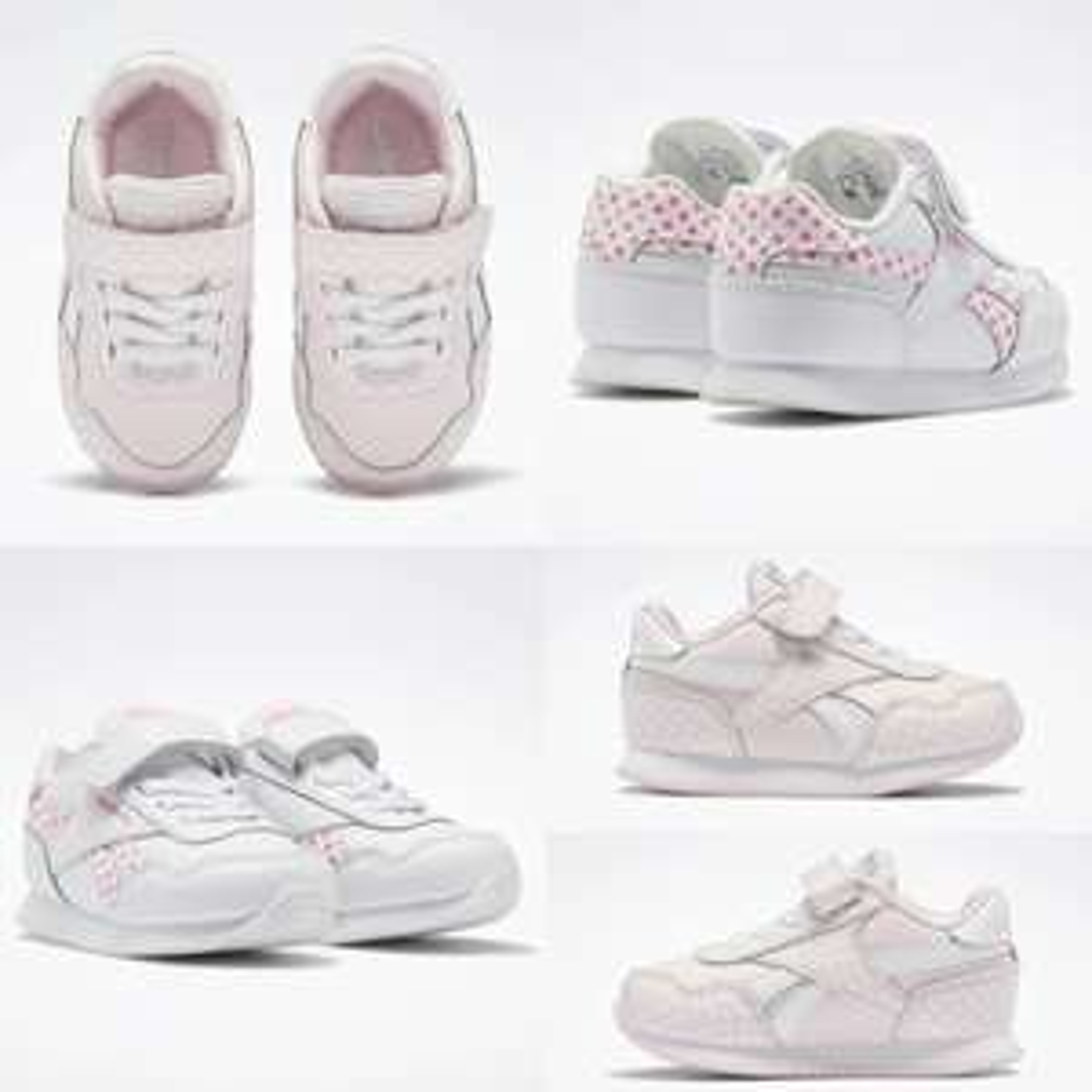 Reebok Classic Jogger toddler sneakertjes SALE + 15% extra korting