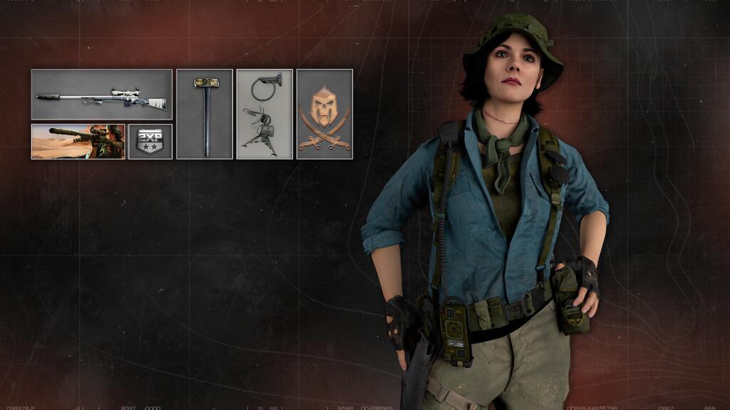 Gratis (voor PS+) Call of Duty: Black Ops Cold War & Warzone - Season Four Combat Pack