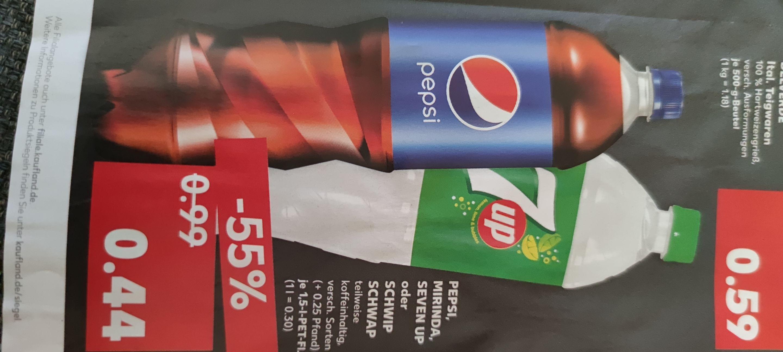 [lokaal?](Duitsland) Pepsi 1.5 liter