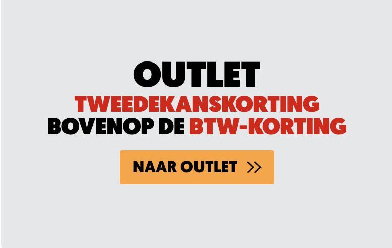BTW-KORTING Bovenop outlet korting Mediamarkt!