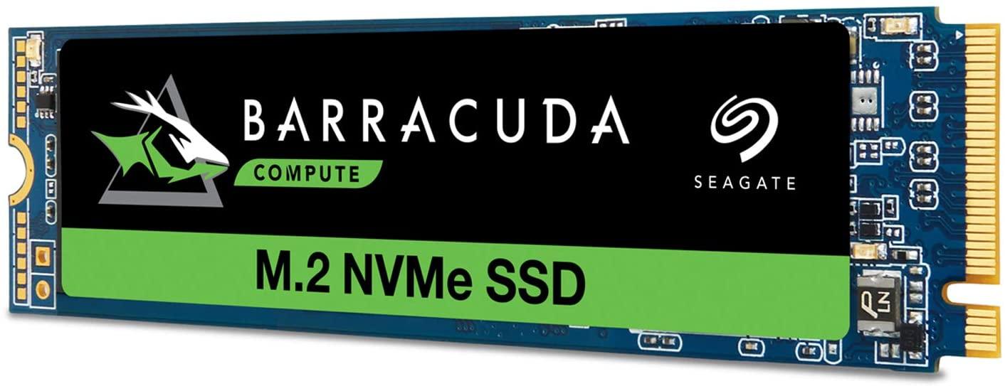 Seagate Barracuda 510 1TB M.2 Nvme TLC SSD