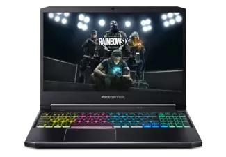 Acer laptop met RTX 3080, i7 10870H, 16GB Ram en 1TB SSD