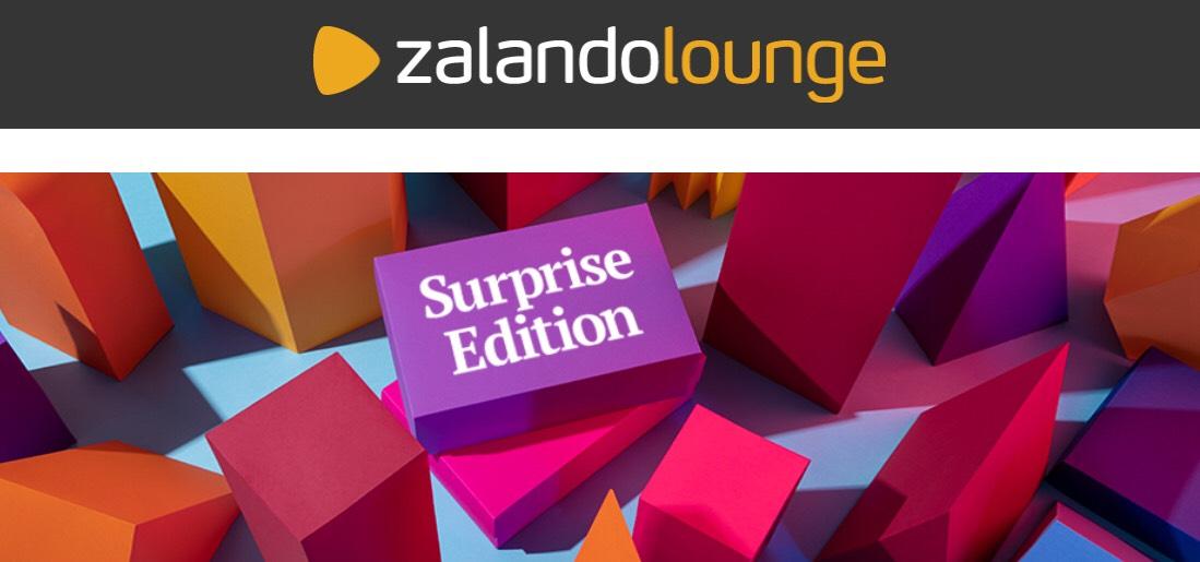 Gratis levering + 5 euro korting bij Zalando Lounge