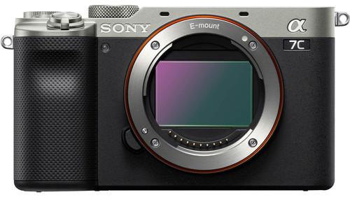 Sony A7c Fullframe