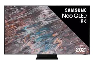 "SAMSUNG Neo QLED 8K 85"" Smart TV voor €6362,45 + €500 cashback erbovenop @ Mediamarkt"
