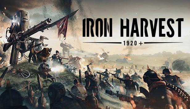 Iron Harvest 75% korting @ Steam