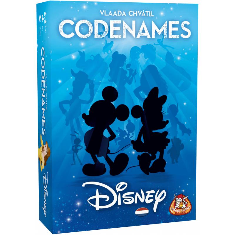 Codenames: Disney NL Familie Editie voor €10 @ Spelshop.be