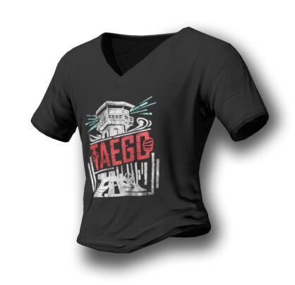 Gratis Limited Taego Survivor T-shirt (Loot) voor PUBG Players