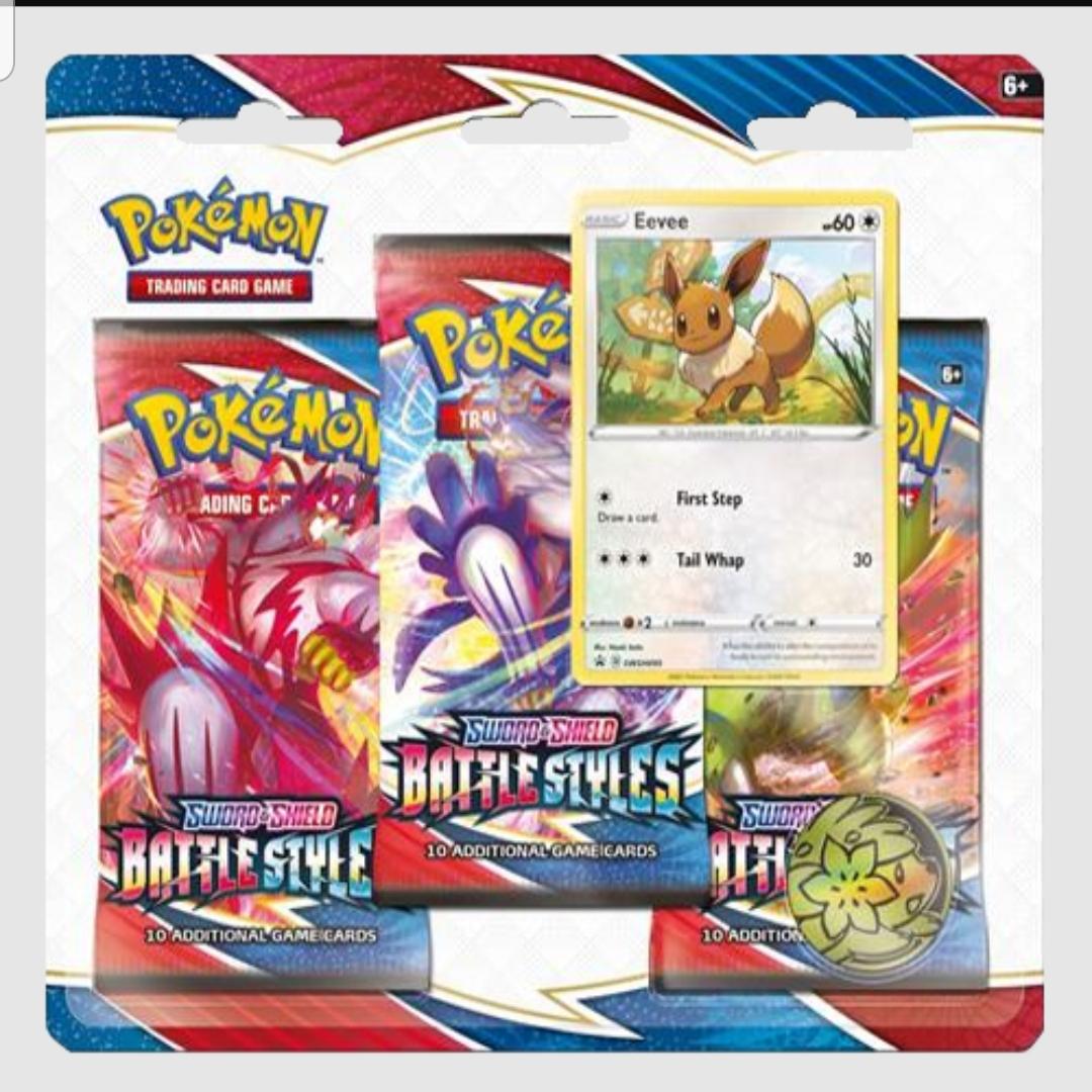 Pokemon booster blister booster pack etc. bij De Spelvogel - zie omschrijving