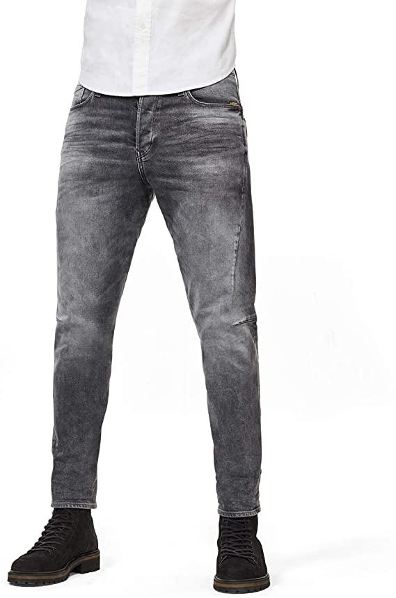 G-Star Raw mens jeans Scutar 3D Slim Tapered