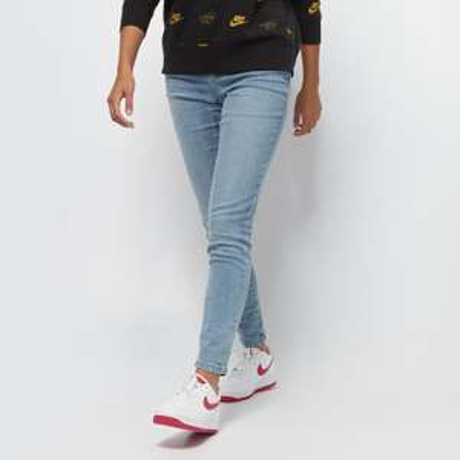 Urban Classics dames slim jeans (26/32, 28/32)