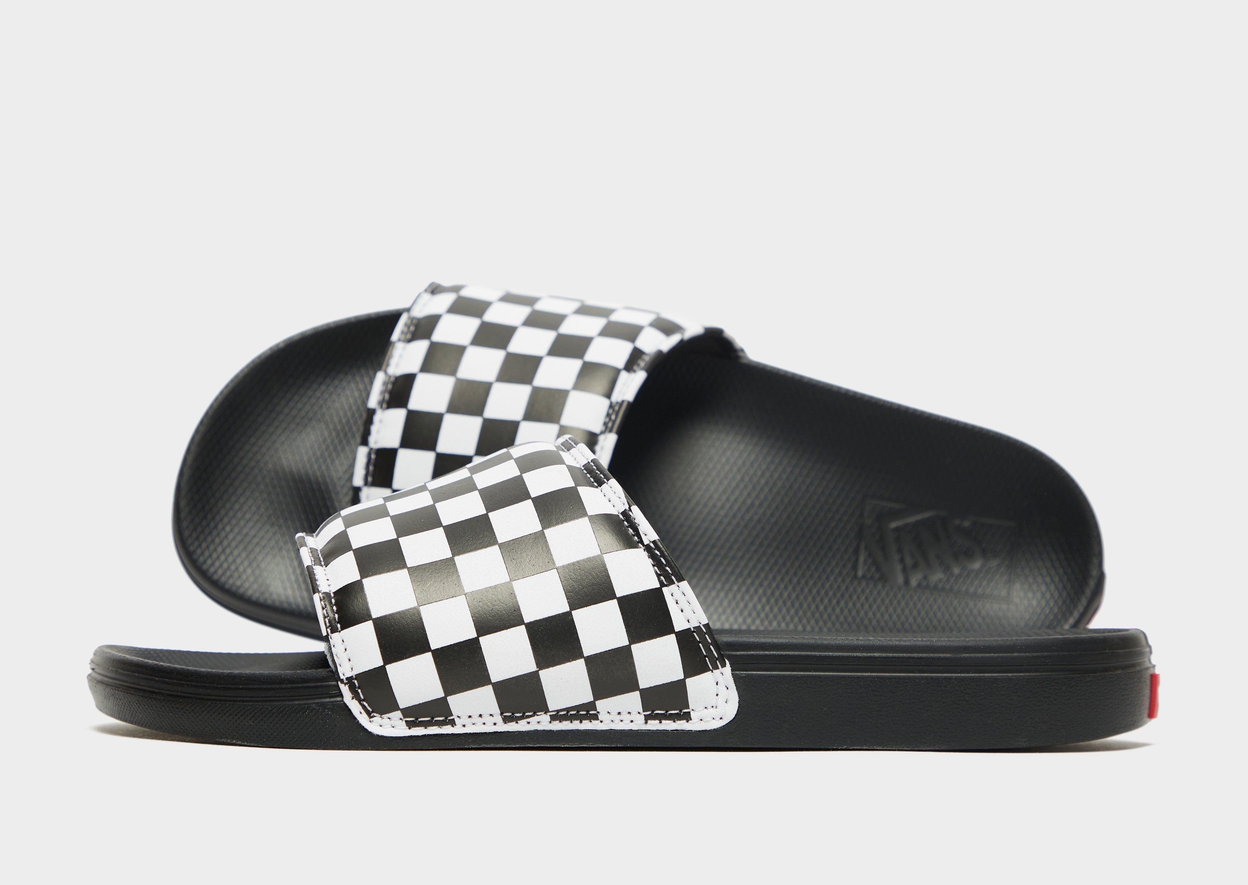 Vans Checkerboard La Costa heren sllippers