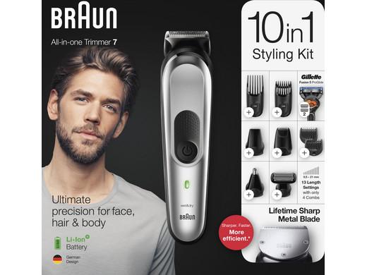 Braun MGK7220 Multi Grooming Kit 10-in-1 @ iBOOD