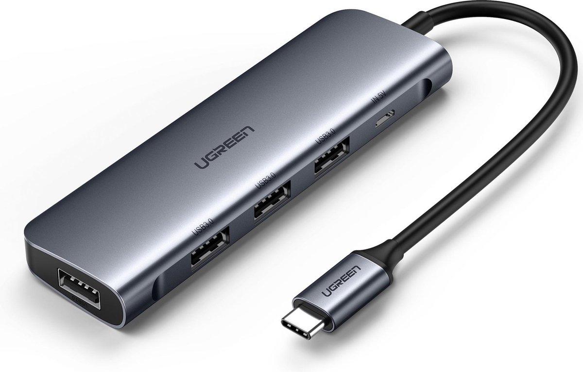 Ugreen 4 poorts 3.0 usb dock/adapter!