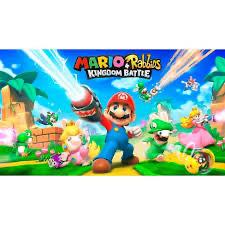 Mario + Rabbids Kingdom Battle @ ubisoft store