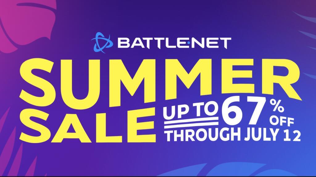 Summer sale bij Battle.net, Call of Duty Cold War, Modern Warfare, Overwatch, World of Warcraft en StarCraft met korting