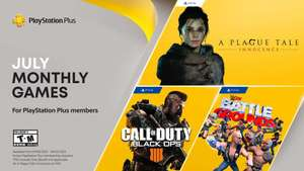 Gratis PlayStation Plus games van juli 2021 @PSstore