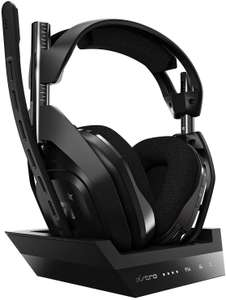 Astro A50 Gaming Headset + Base station (PS4 / PS5 / PC) @Amazon DE