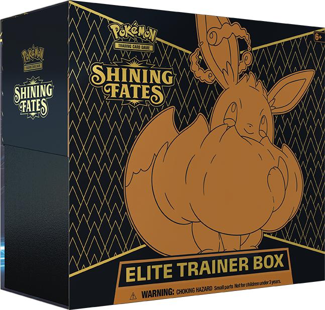Pokemon Elite Trainerbox - Eevee [50,95 + sleeves en inclusief verzending] zie omschrijving