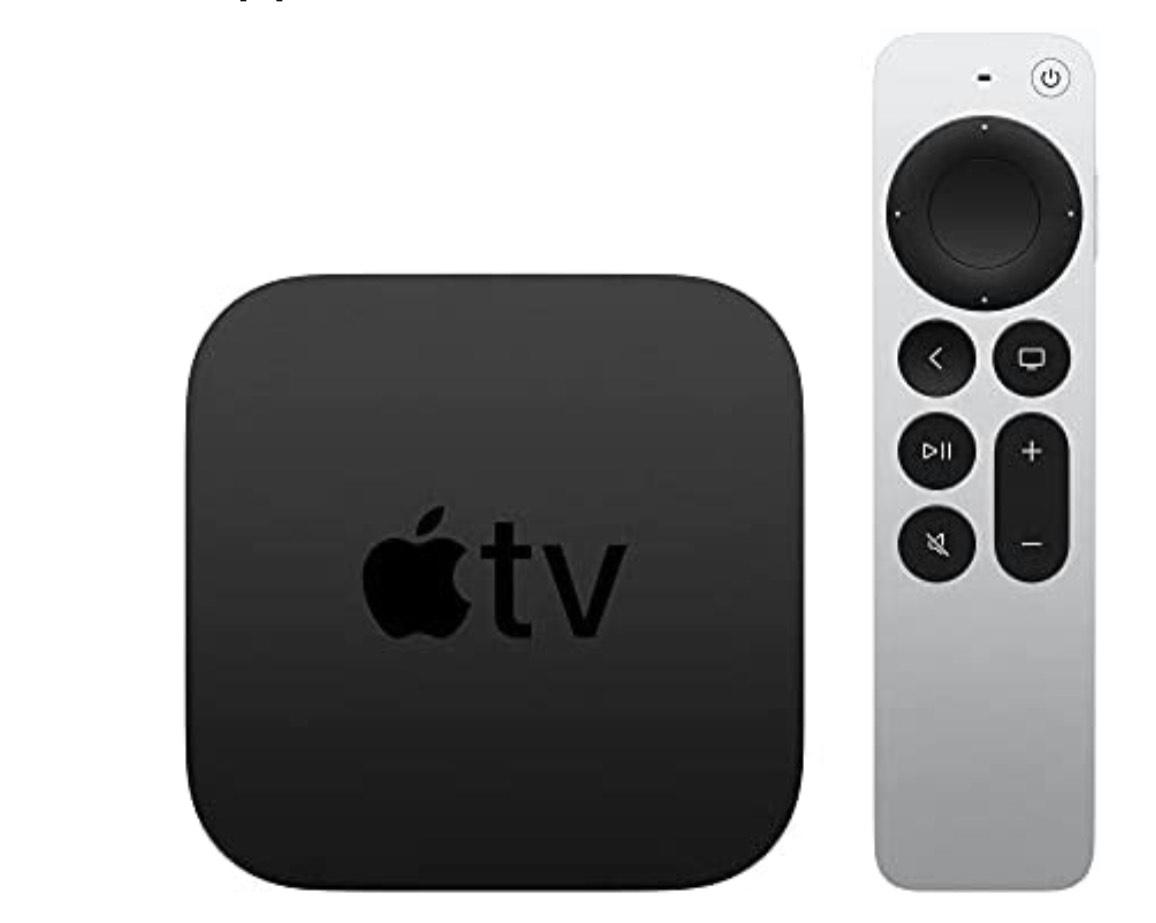 Apple TV 4K (2e gen) 32GB
