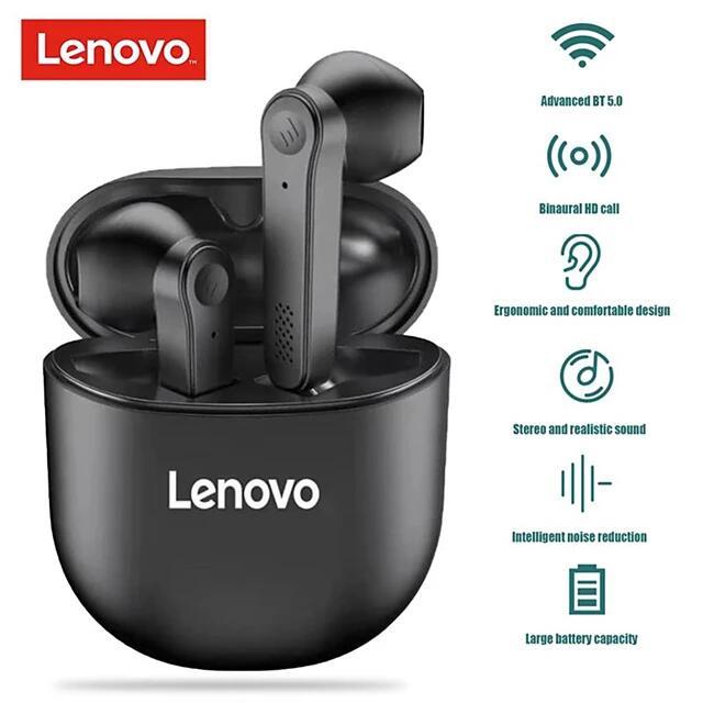 Lenovo PD1 bluetooth 5.0 TWS in-ear voor €11,30 inc. verzending @ LightInTheBox