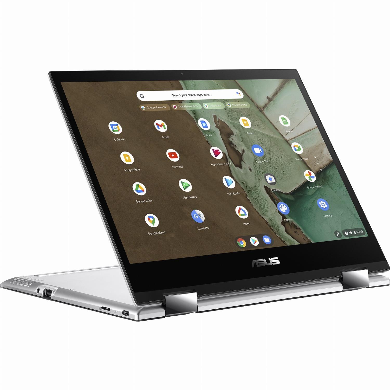 ASUS Flip CM3200FVA-HW0027 MT8173C - Chromebook - 12 inch