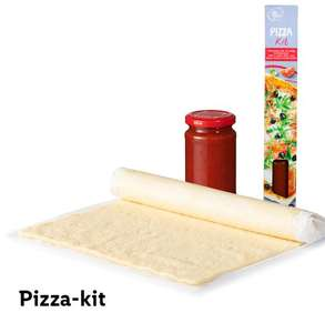 Chef Select Pizza-kit met 50% korting @ Lidl met kortingscoupon