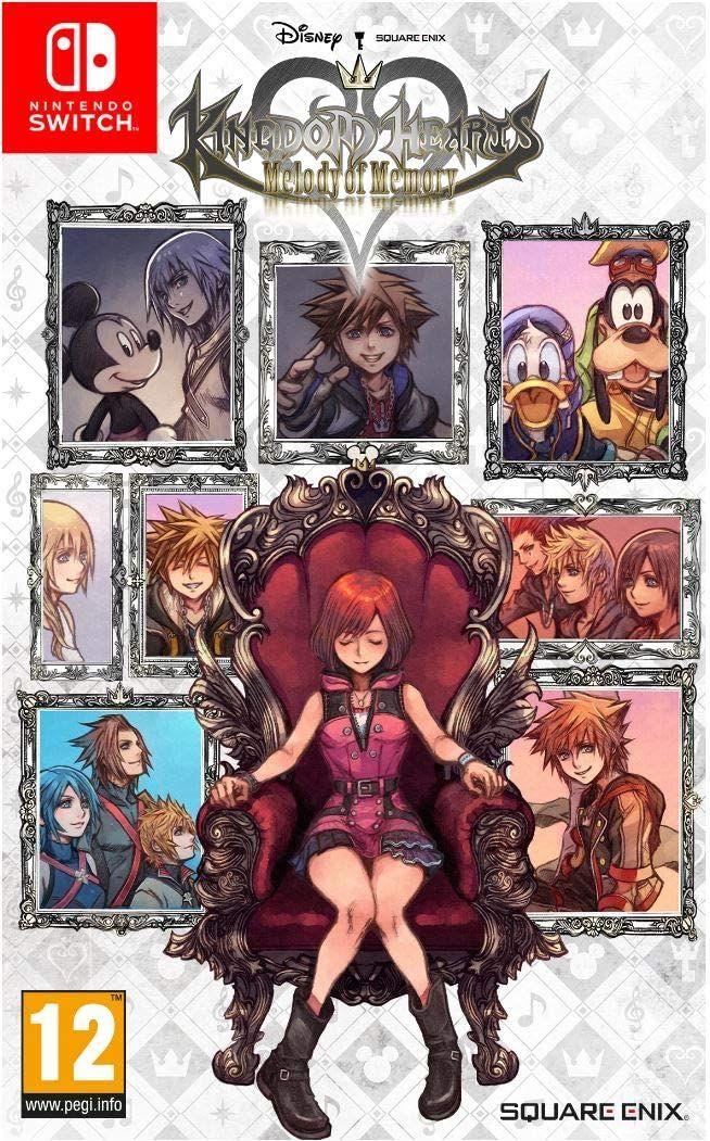 Kingdom Hearts: Melody of Memory (Nintendo Switch) @Amazon ES