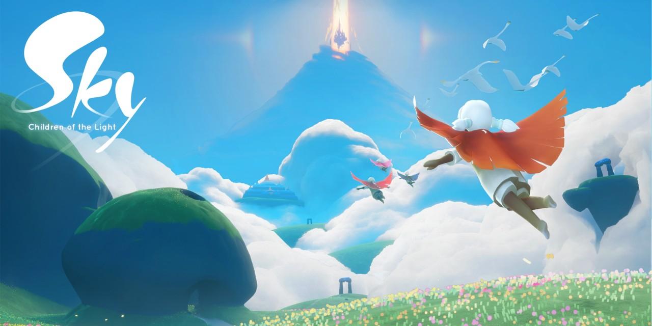 [NSwitch] Sky: Children of the Light Gratis @ Nintendo eShop