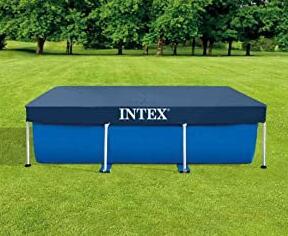 Intex zwembad afdekzeil 300 x 200 cm