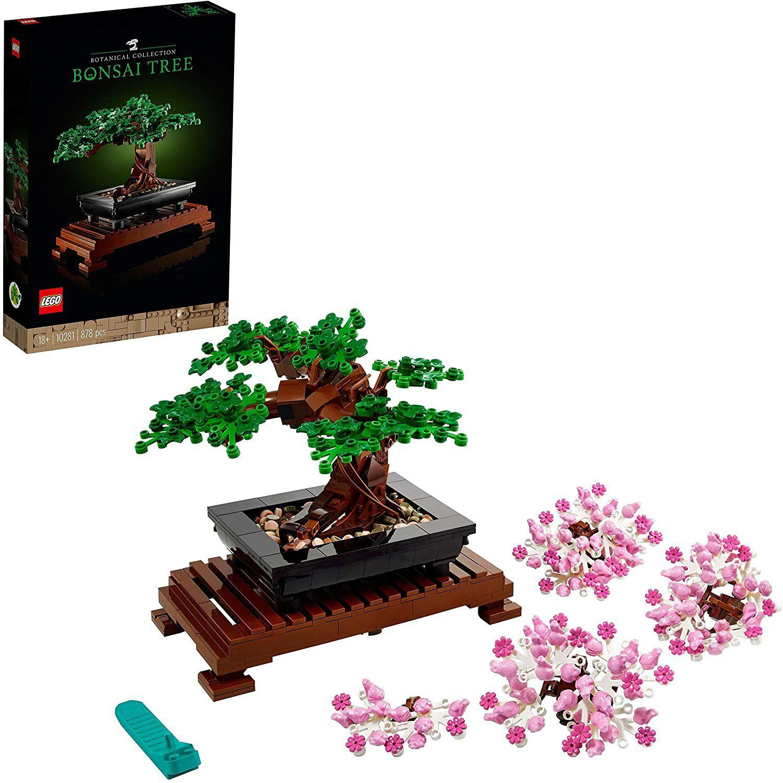LEGO 10281 Creator Expert Bonsai-boom