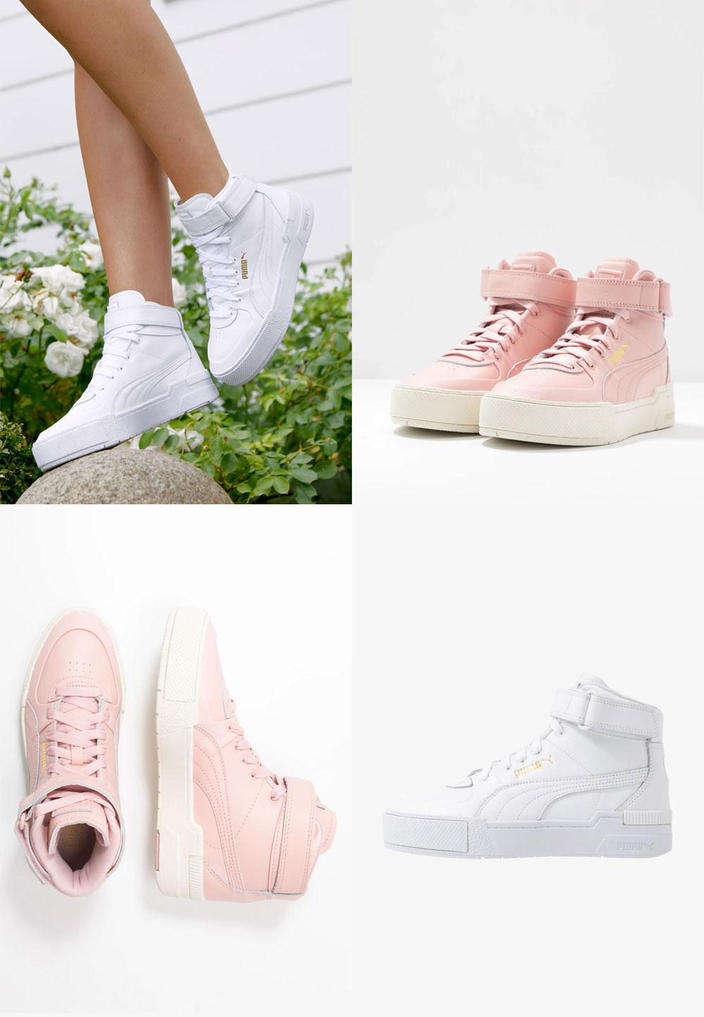 Puma Cali dames sneakers [van €109]