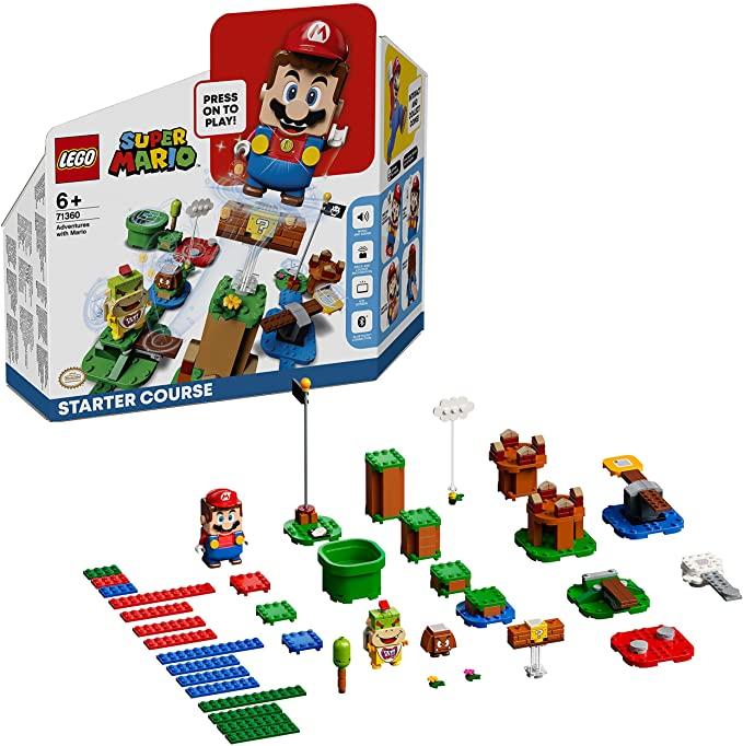 LEGO Super Mario startpakket 71360