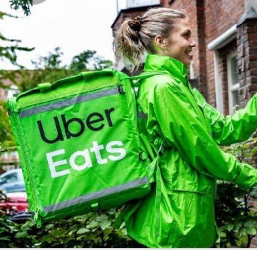 Uber eats deals voor eerste klanten