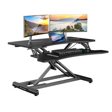 BlitzWolf® BW-ESD1 in hoogte verstelbare uitbreiding voor desk voor €61,84 @ Banggood
