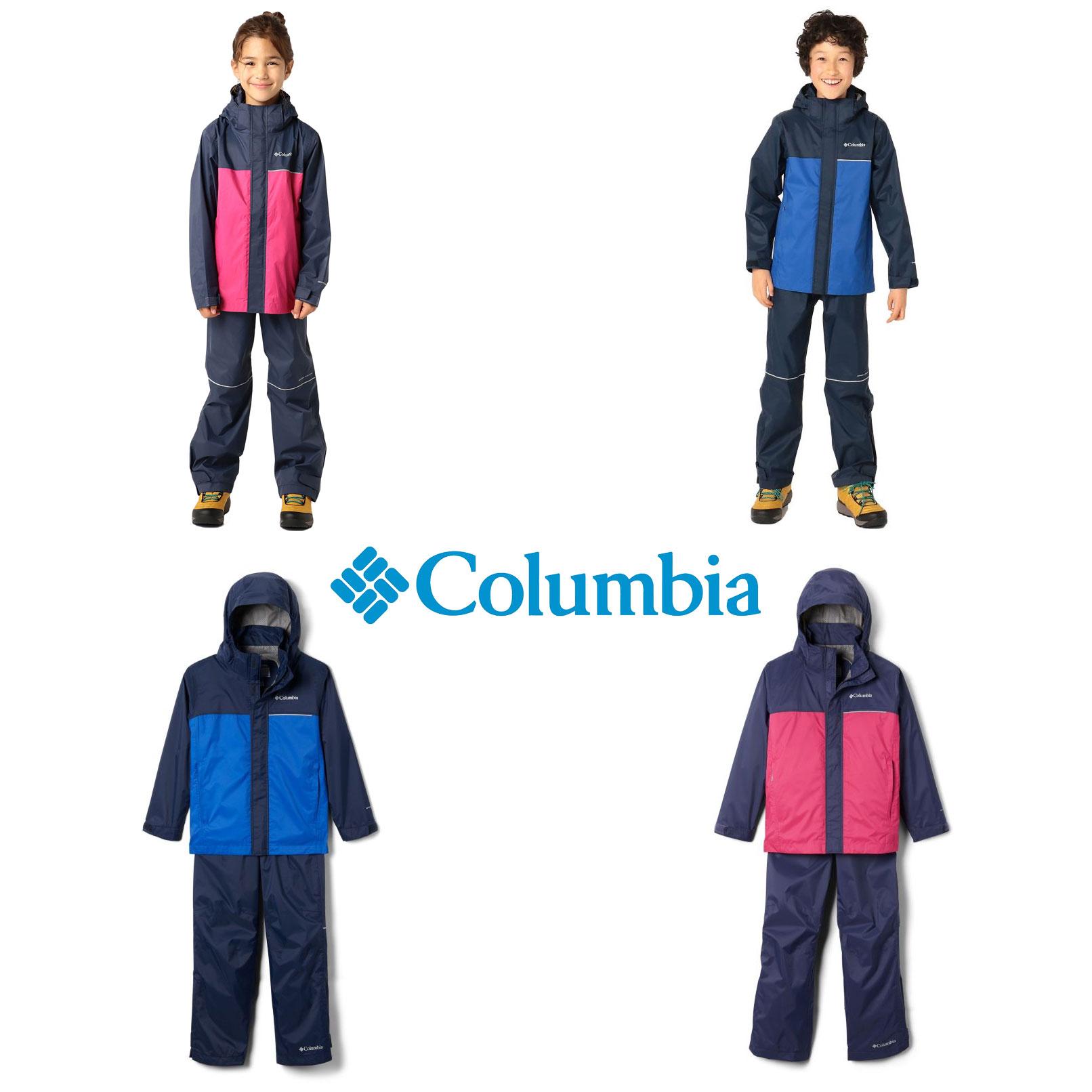 COLUMBIA 'Youth Simpson Sanctuary™ II Rain Set' - 2 kleuren [was €119]