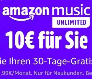 Ontvang €10 korting bij besteding van €30 bij Amazon DE