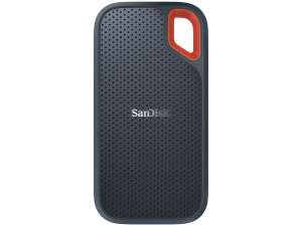 Sandisk Extreme Portable SSD 500GB voor €64,95 @ iBOOD
