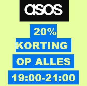 19 - 21u: SALE tot -70+% + 20% EXTRA korting [min €30]