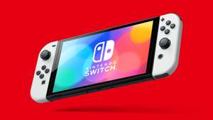 Nintendo Switch (oled version) te pre-ordered bij All Your Games