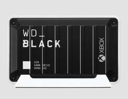 WD_BLACK D30 Game Drive SSD for XB Ser. S|X/One, PC, 2TB