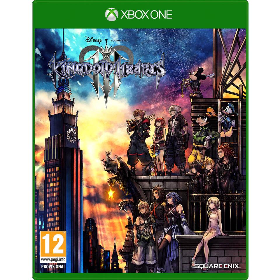 Kingdom Hearts 3 voor Xbox One