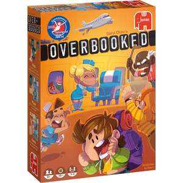 Overbooked bordspel - Blokker