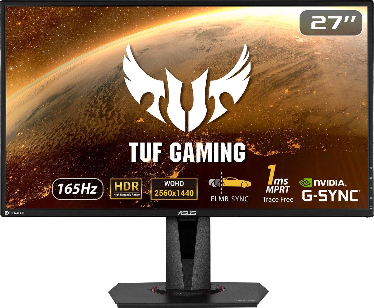 ASUS TUF VG27AQ - IPS 27 inch 1440p 144hz (165OC)