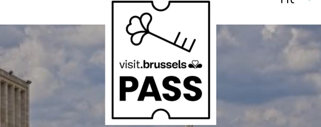 Gratis Visit Brussels pass twv 40 euro