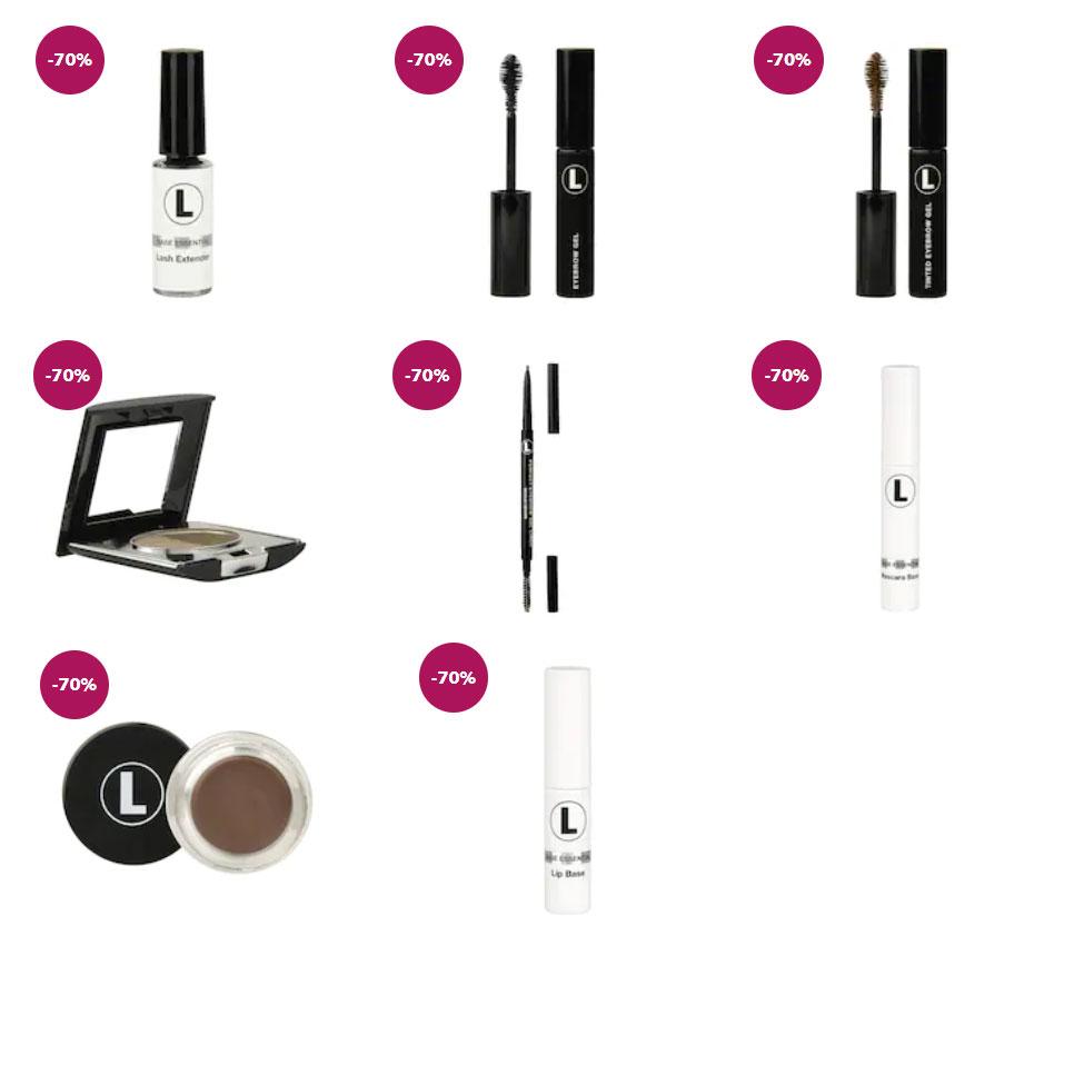Leco make-up / verzorging -70%