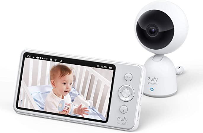 Anker Eufy babyfoon monitor HD 720p