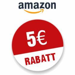 Amazon.de - 5€ korting voor bestellingen van meer dan 25€ (gepersonaliseerd)